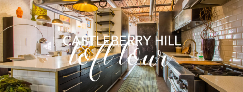 2018 Castleberry Hill Loft Tour Oct 13th Castleberry Hill